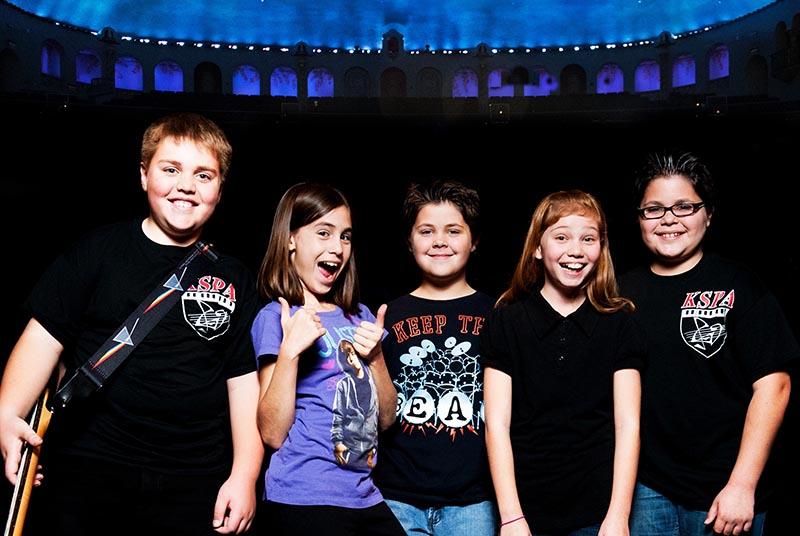 Rock lessons in Scottsdale Phoenix