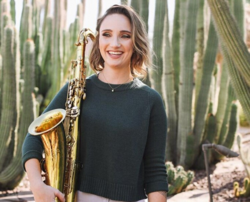 Sax Instructor Scottsdale
